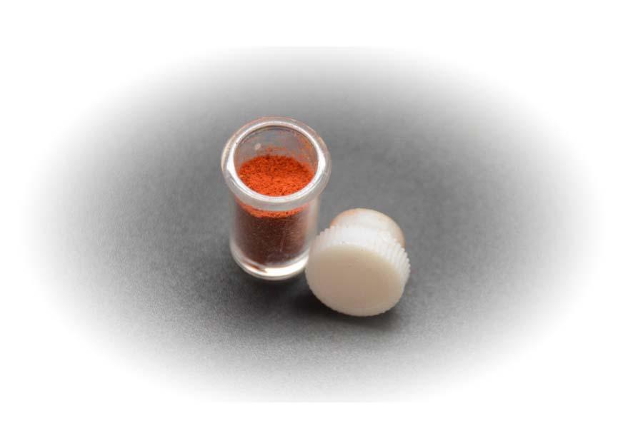 Safran en poudre Cylindre